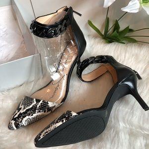 Jessica Simpson Ankle Strap Pump
